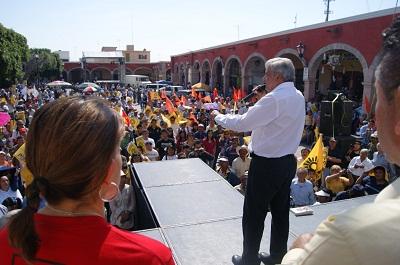 CINCO NUEVAS REFINERIAS PROMETE AMLO, UNA DE ELLAS PARA GUANAJUATO