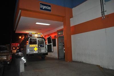 MUERE EN EL HOSPITAL TRAS HERIDA DE ARMA BLANCA