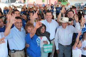 Apoyan panistas de Moroleón y Uriangato a MMM