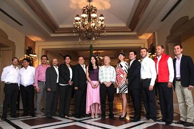 Presentan equipo de campaña de Juan Ignacio Torres Landa