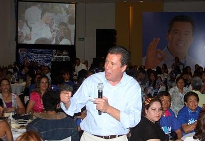 Más de mil mujeres a favor de Márquez Márquez y su proyecto
