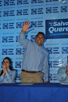 """Vamos a ganar Salvatierra"": Rito Vargas Varela"