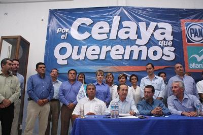 En la primer posición de regidores a una prima del presidente Felipe Calderón, Dulce María Gállego Hinojosa