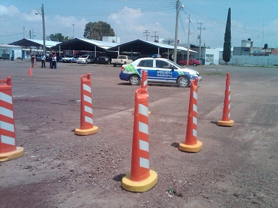Seguridad Publica capacita a sus elementos policiacos
