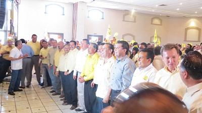 Inicia el ejército electoral perredista la campaña 2012 en Acámbaro