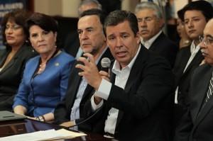 """""""El gobierno es tarea de todos, con participación ciudadana"""": Miguel Márquez"""