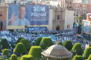 Guanajuato será ejemplo de desarrollo a nivel nacional: MMM