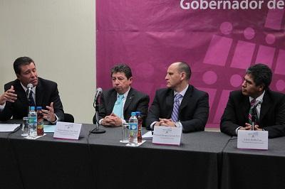 Márquez Márquez dijo que la coalición impulsará una revolución educativa