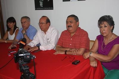 Alejandro Lara Rodríguez Coordinador General de su campaña