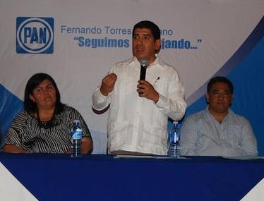 Confirma Torres Graciano que participará en debate con candidato del PRI