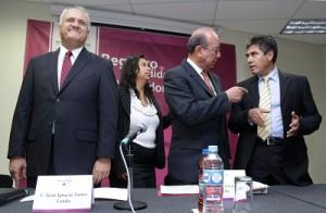•Acepta Torres Landa ir a los debates que indique el IEEG, y a foros organizados por organizaciones sociales y empresariales.