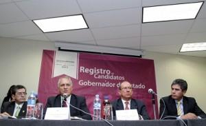 """Se registra Juan Ignacio Torres Landa como candidato a gobernador por la Coalición """"Compromiso por Guanajuato"""" PRI-PVEM. Apuesta por una campaña alegre, propositiva y transparente."""