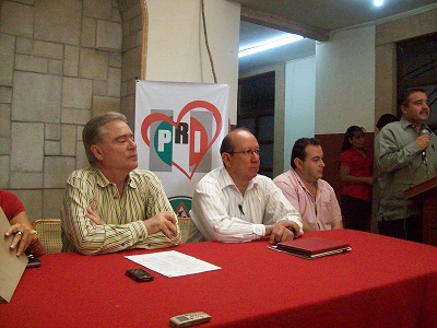 Presentan planilla del PRI para conformación de ayuntamiento
