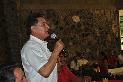 Inicia actividades de campaña Pepe Velázquez candidato del PRI  a la presidencia municipal de Salvatierra.
