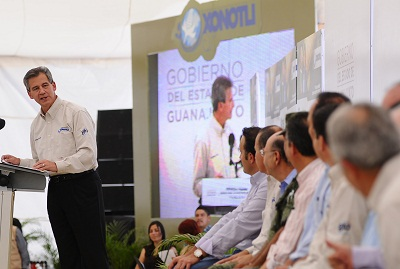 López Santillana aseguró que la totalidad de las más de 900 hectáreas serán ocupadas