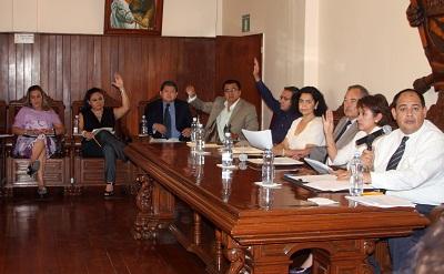 El regidor Ernesto Jamaica pide sesione gabinete de seguridad
