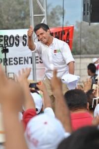 Se compromete Enrique Peña Nieto con los guanajuatenses