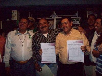 Con 6 mil 114 votos, por encima de los 5 mil 274 obtenidos por su más cercano contendiente, Antonio Acosta del PAN