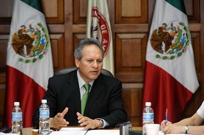 """""""Estamos a favor"""": Gerardo Sánchez García"""