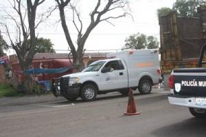 SECUESTRADORES MATAN A VICTIMA SOBRE LA CARRETERA SALVATIERRA YURIRIA