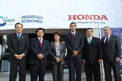 EN PRIMER ENCUENTRO DE PROVEEDURÍA CELAYA-HONDA PARTICIPAN 120 EMPRESAS.