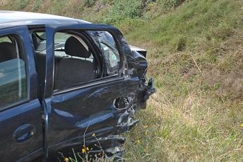 El presunto responsable es el conductor de un chevrolet sedan Corsa