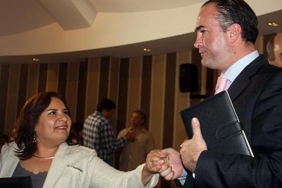 Festejan el decimo aniversario del Canal VIA de Celaya
