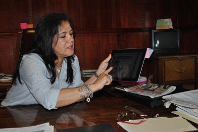 Nava López abandonó a sus funcionarios de primer nivel