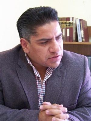 Lic. Jesús Iván Orozco Villagómez, Comisario General de Seguridad Pública de Acámbaro