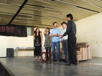 Fueron presentadas obras de teatro para alumnos de nivel secundaria, en Acámbaro.