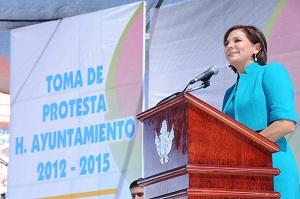 Asistió la Presidenta del DIF Estatal, María Eugenia Carreño de Márquez