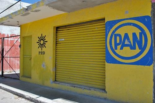 PRI-PRD-PAN: Co gobiernan en Santiago Maravatio.