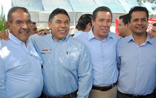 RITO Y MIGUEL MÁRQUEZ IMPULSARÁN AL CAMPO SALVATERRENSE