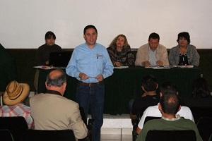 Integran el Consejo de Planeación para el Desarrollo Municipal