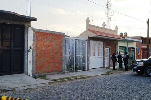 Fue asegurada una casa de seguridad la cual era utilizada por un grupo criminal
