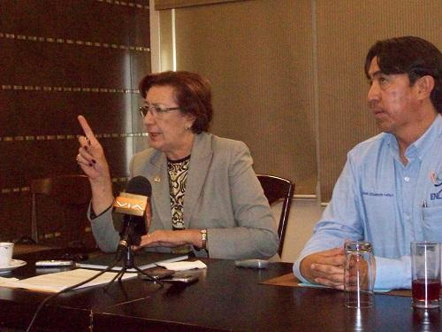 Gestionó diputada recursos por encima de los 10 millones de pesos