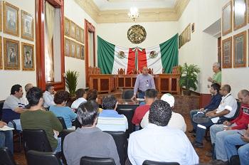 A su vez tomaron protesta el representante regional y Estatal de Moroleón.