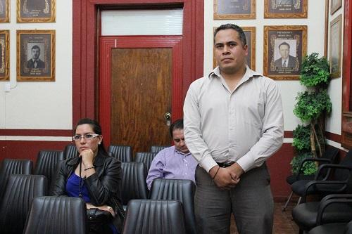 Tomaron protesta la nueva directora del DIF y el Juez Administrativo.