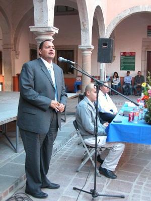 El informe del alcalde Luis Ignacio Rosiles estaba pactado para el día 26 de septiembre.
