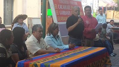 , El jurado fue conformado por diversas personalidades entre ellos Sofía Arredondo, representante de concursos internacionales de cocina