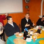 El ex Diputado Federal, Ramón Merino y el ex alcalde de Acámbaro, César Larrondo, anunciaron en rueda de prensa sus intenciones de buscar ser candidatos del PAN a un cargo de elección popular en el 2015
