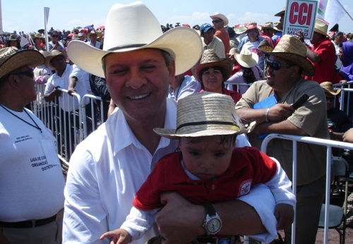 El senador del estado de Guanajuato y líder de la CNC se anticipó de esta manera a lo que va a suceder el próximo año, que, dijo, tendrá mucha dinámica y ya no se tendrán muchos problemas con las Reglas de Operación