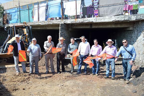 A través del fondo metropolitano se realiza esta obra que beneficiará a Moroleón, Uriangato y Yuriria.