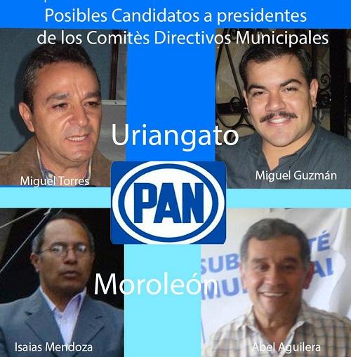 Aun quedan días para inscribirse, por ahora son dos candidatos de cada municipio