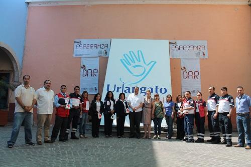 Ortíz Arroyo, agradeció a la administración municipal 2012.2015 el abrir las puertas de la presidencia y apoyarlos.