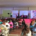 En el marco del Día Internacional de la Mujer se realizó un evento para homenajearlas