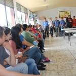 Dirección de Desarrollo Social imparte curso de elaboración de lácteos.