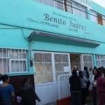Faltan maestros y director en la Primaria Benito Juarez de cabecera municipal