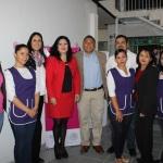 Asistieron al evento el Alcalde Rito Vargas Varela y la Delegada de SEDESOL en Guanajuato Claudia Navarrete Aldaco entre otros funcionarios.