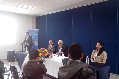 FIRMAN ACUERDO TECNOPARQUE SILAO E INSTITUTO SUPERIOR DE SALVATIERRA